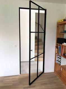 Bungalow Extensions, Grand Designs, Steel Doors, Sliding Doors, Glass Door, Future House, Living Room Designs, Pattern Design, Sweet Home