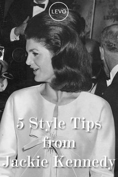 Jackie Kennedy #Style Tips