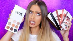 Nice Honest Kylie Jenner Cosmetics Review + Demo - video