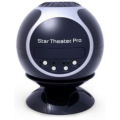 ThinkGeek :: Star Theater Pro Home Planetarium. Go to Edgadget to read the review.