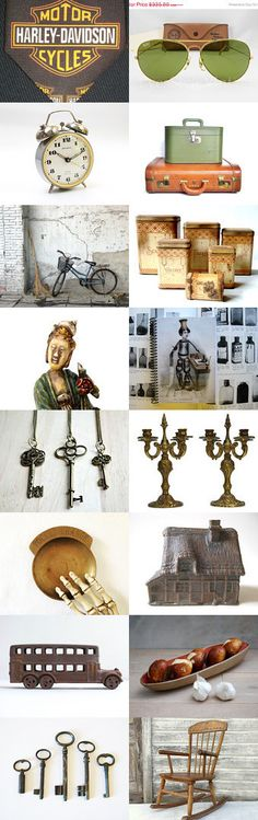 What a great day !!! Pop up and see some great vintage finds !!! by Elinor Levin on Etsy--Pinned with TreasuryPin.com