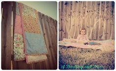 of Dwelling and Dress: Quilt for the Non-Quilter