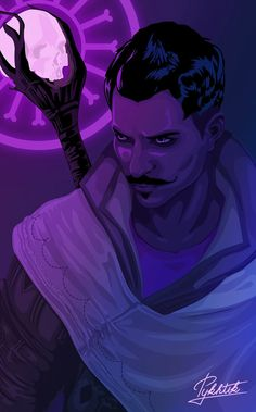 Dorian Dragon Age inquisition by Pykhtik