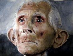 OLD MAN - from http://www.touchofart.eu/Joanna-Natora/jn60-OLD-MAN/
