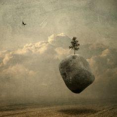 "Saatchi Online Artist Alexander  Sviridoff; Digital, ""The stone"" #art"