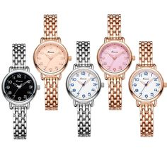 Watch name: Fashion and simple Women's Watch Watch case: Alloy case Watch strap: Stainless steel strap Watch movement: Japanese movement Waterproof: For daily waterproof use only Product size: Dial diameter: Latest Jewellery, Ladies Night, Watch Case, Jewelry Trends, Jewelry Stores, Apple Watch, Rolex Watches, Jewelry Collection, Bracelet Watch