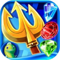 Jewel Legends: Atlantis HD - A Match 3 Puzzle Adventure by Big Fish Games, Inc