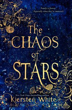 The Chaos of Stars - Kiersten White - Egyptian mythology, humour & romance. I like!