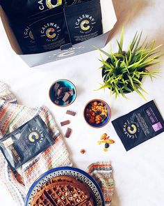 Giveaway alert 🚨🚨🚨 Who else carries a stash of snacks on them at all times? https://www.theprizefinder.com/competitions/win-calsway-happy-vegan-snack-box #competition ends 11/4/18