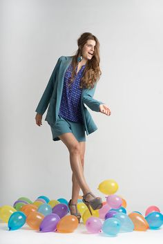 Spring/Summer 2015 collection by LouLou London