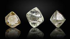 Toto je Diamant. Velikost vzorku: 6 x 7 mm.