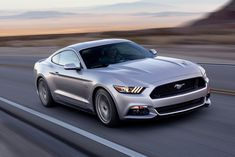 2015 Ford Mustang Coupe and Convertible in 172 Photos with Live Shots - Carscoops