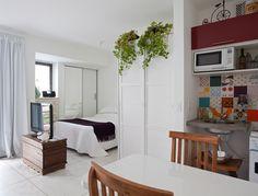 a 28 square meters home #decor #smallspaces #apartamento
