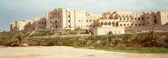 Tikrit, Iraq home of Saddam Hussein. With 1/22 INF 2003.