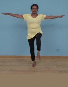Exercices de gym douce pour senior - Sikana