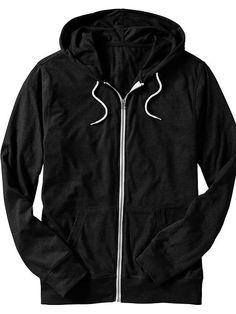 Black hoodie from OLD NAVY.