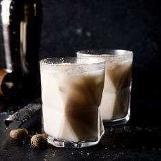 The Local Palate - Milk Punch