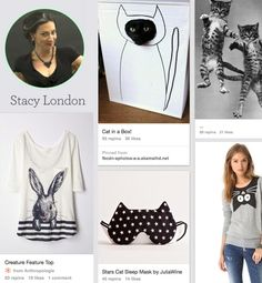 9 Celebrities To Follow On Pinterest...Stacy London!!