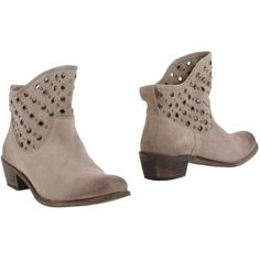 Hoss Intropia Ankle Boots (165 AUD) ❤ liked on Polyvore