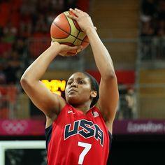 Maya Moore - Women's Basketball