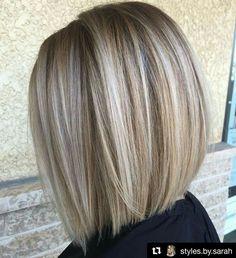 Cool blonde honey lowlight