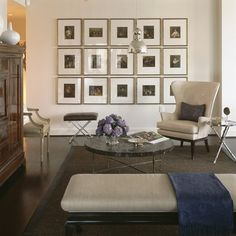 Ritz Carlton Baltimore - contemporary - Family Room - Baltimore - Patrick Sutton Associates