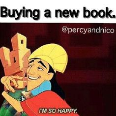 """At christmas i got like 3 series of books i wanted to read and i was like. """"THE ODDS ARE IN MY FAVOR."""""""