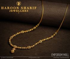 Buy Gold Jewellery in Lahore, Manchester, Birmingham - Haroon Sharif Jewellers Jewelry Design Earrings, Gold Jewellery Design, Plain Gold Bangles, Gold Chain Design, Gold Mangalsutra Designs, Gold Chain With Pendant, Gold Jewelry Simple, Silver Earrings, Gold Necklace