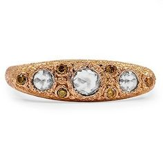 18K Yellow Gold The Lomasi Ring