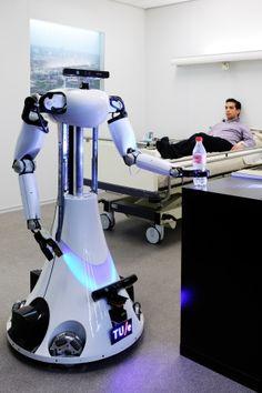 Enkele zorgrobots op een rij - http://visionandrobotics.nl/2015/02/26/enkele-zorgrobots-op-een-rij/