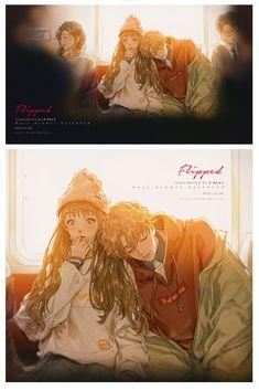Anime Couples Drawings, Anime Couples Manga, Anime Guys, Anime Art Girl, Manga Art, Anime Chibi, Manga Anime, Queen Anime, Romantic Anime Couples
