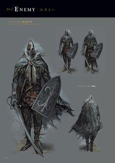 다크 소울 3 등장 몹 컨셉 아트 (스압) | 콘솔 정보 게시판 | 루리웹 모바일 Fantasy Character Design, Character Concept, Character Inspiration, Character Art, Dark Souls Armor, Dark Souls 2, Dark Souls Characters, Fantasy Characters, Medieval Fantasy