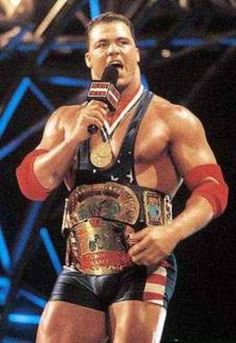 Will this be your next WWE World Heavyweight Champion when Kurt Angle Returns to WWE in September 2014?