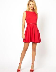 valentine red bridesmaid dresses