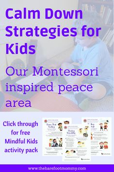 In both the home and classroom, having a peace corner is a great anger management strategy for kids. Find out how to set up an effective calm down area. Coping Skills Activities, Anxiety Activities, Mindfulness Activities, Activities For Kids, Anger Management For Kids, Anger Management Activities, Calm Down Corner, Peace Education, Angry Child