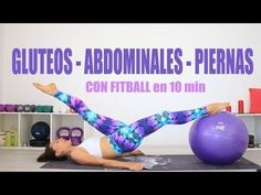 G.A.P. express - Glúteos Abdomen Piernas con FIT BALL en 10 min   Día 3 - YouTube Bodyweight Shoulder Workout, Bosu Workout, Pilates Video, Pilates Yoga, Stability Ball Exercises, Health And Fitness Expo, Gym, Weight Loss Inspiration, Aerobics
