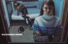 by steven klein for alexander wang f/w 14.15