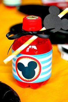 Amanda's Parties TO GO: Mickey Mouse Party