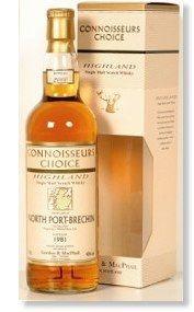 North Port Single Malt Scotch Whisky