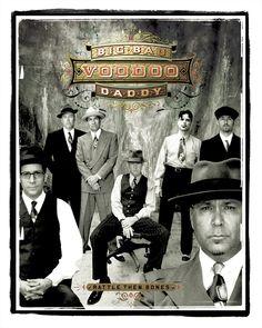 Big Bad Voodoo Daddy RTB Publicity Promo
