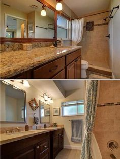 This Kitchen And Bathroom Renovation Company Also Supplies And Installs  Cabinets And Laminate Countertops. They