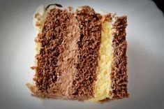 tort-cu-ciocolata-si-crema-de-portocale-7 Krispie Treats, Rice Krispies, Vanilla Cake, Desserts, Cakes, Food, Kitchen, Tailgate Desserts, Deserts