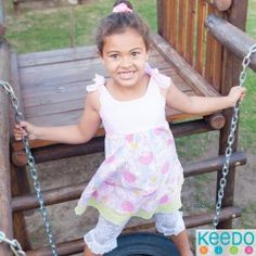 Keedo, a trusted and proudly South African brand, blends imagination, comfort and style to create functional and fashionable designer clothes for kids worldwide. Two Girls, Spring Collection, Summer 2015, Two By Two, Pretty, Baby, Dresses, Vestidos, Two Daughters