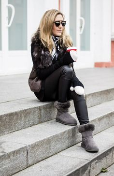 UGG MyClassicStyle The Style Martini - Look 3 Portrait
