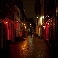Amsterdam by Vladimir German, via Behance