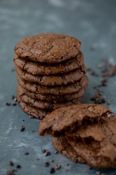Gluten Free Brownie Corner Cookies - Against All Grain Brownie Recipes, Paleo Recipes, Sweet Recipes, Cookie Recipes, Snack Recipes, Dessert Recipes, Snacks, Gluten Free Treats, Gluten Free Cakes