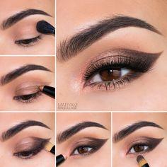 Maryam Maquillage: Pop of Color: 2 Makeup Looks + Tutorials