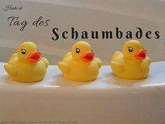 Heute ist: Tag des Schaumbades #Heute #Tag #Welttag #Today #Day #SpecialDay #Worldday #baden #schaumbad