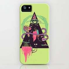 Ourobouros iPhone Case