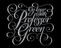 Professor Green by Jackson Alves, via Behance